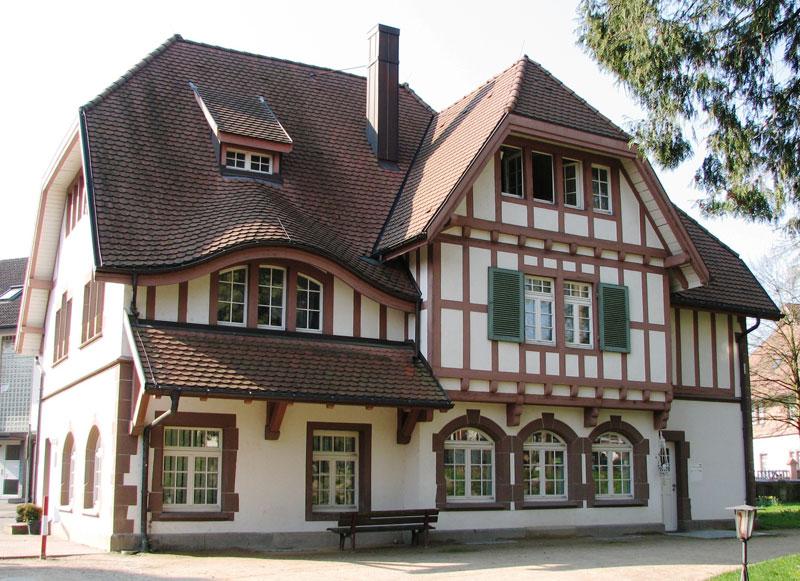 Städtisches Objekt in der Ringstraße