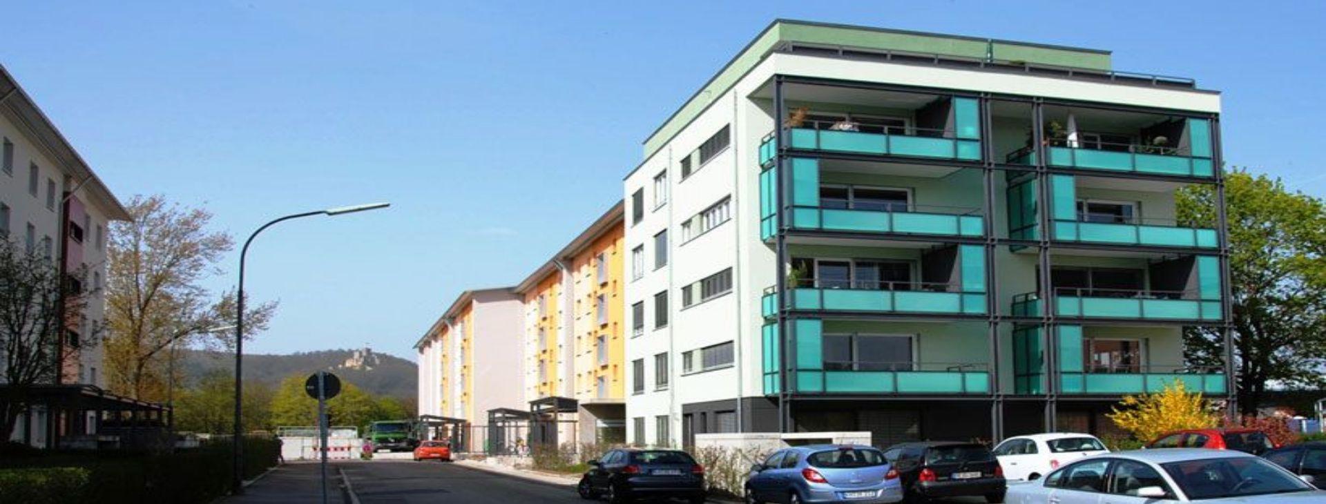 Nordstadt - Quartier Kolpingstraße