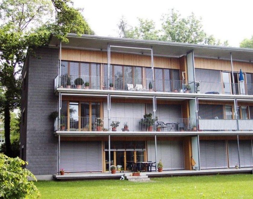 Wohn- und Gewerbeobjekt Nansenpark 5+7