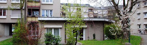 Gemeinschaftsraum Wölblinstraße 7