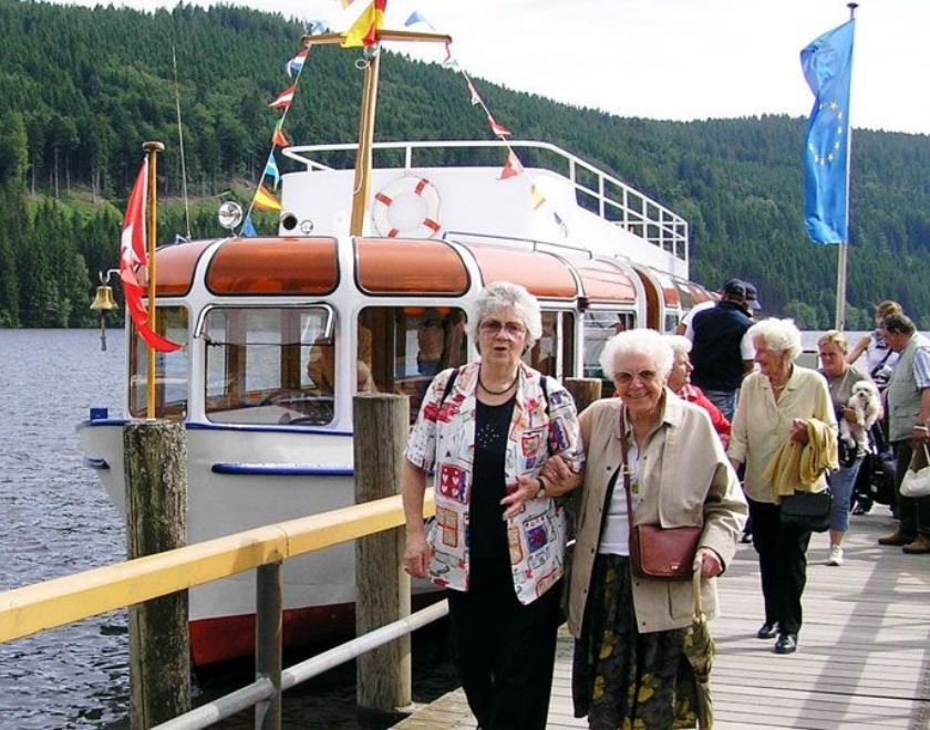 Senioren-Ausflüge in die nähere Region