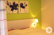 Gästeappartement - Schlafzimmer