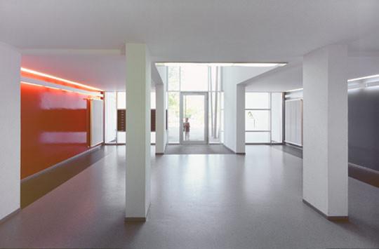 Neues Foyer Salzertstrasse 62 und 64