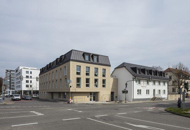 Neubau Freiburger-/Mühlestraße