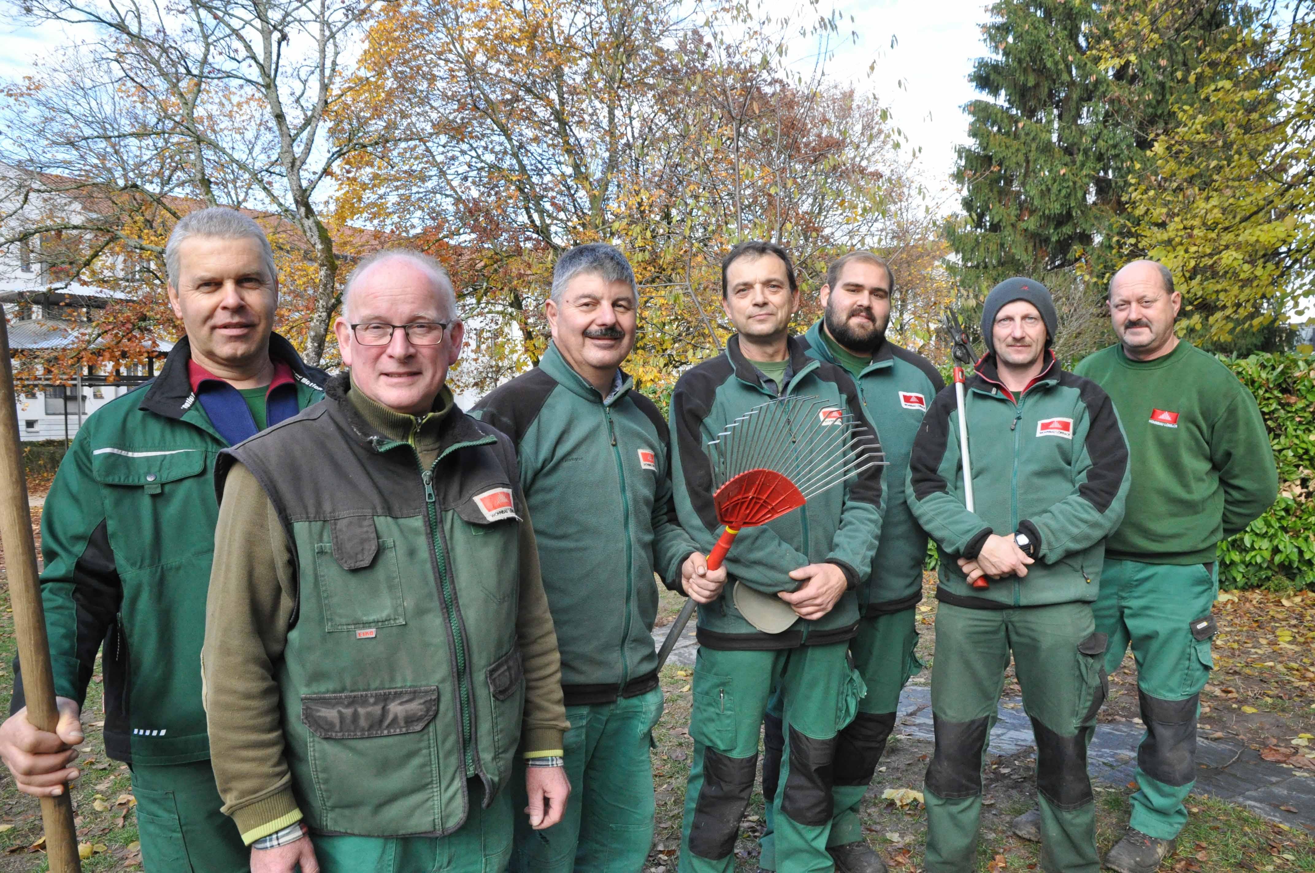 Unser Gärtner-Team