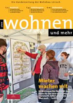 Titelbild Kundenzeitung drittes Quartal 2021