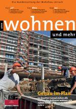 Titelbild Kundenzeitung viertes Quartal 2021