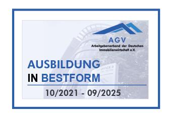 Ausbildungssiegel AGV