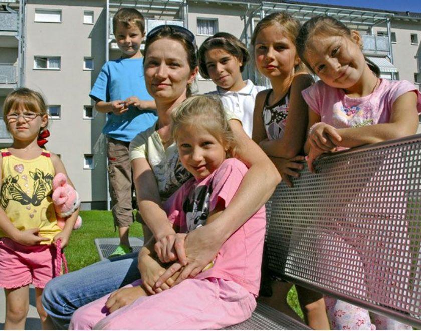 """Schopfheim: Familien wohnen gerne im """"Wiesenweg"""""""