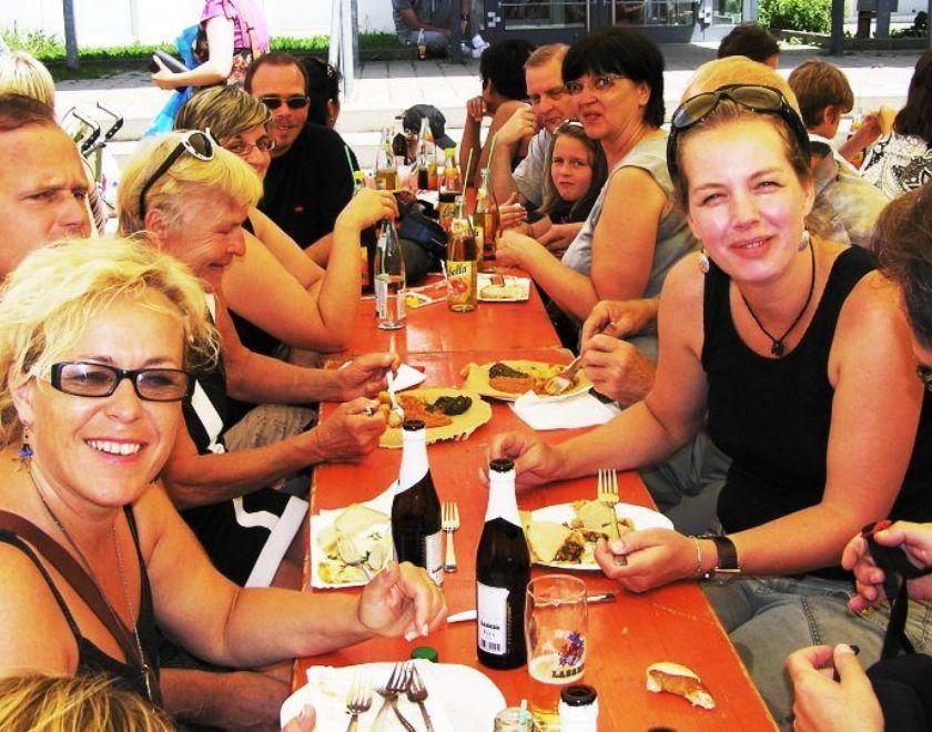 Stadtteilfest Salzert: Zusammen leben - miteinander feiern
