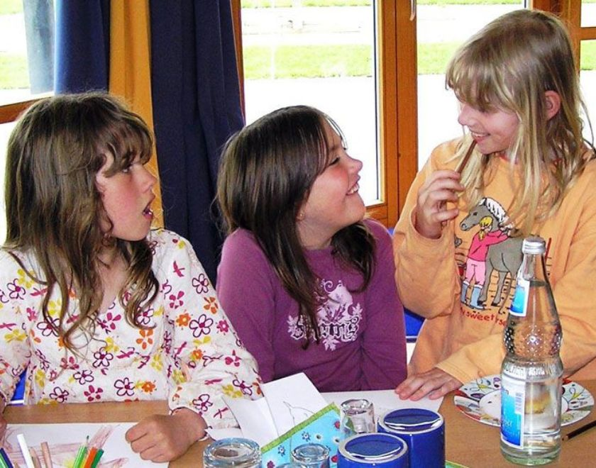 Hugenmattweg: Kinder planen ihr Sommerferienprogramm mit